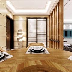 B现代风装饰室内设计全景漫游体验